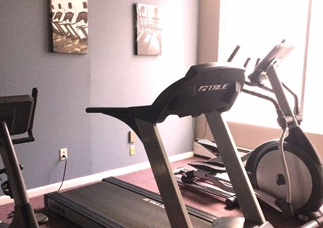 Home exercise equipment for chronic pain