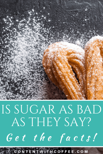 Is sugar as bad as they say?