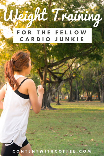Weight training for the cardio junkie