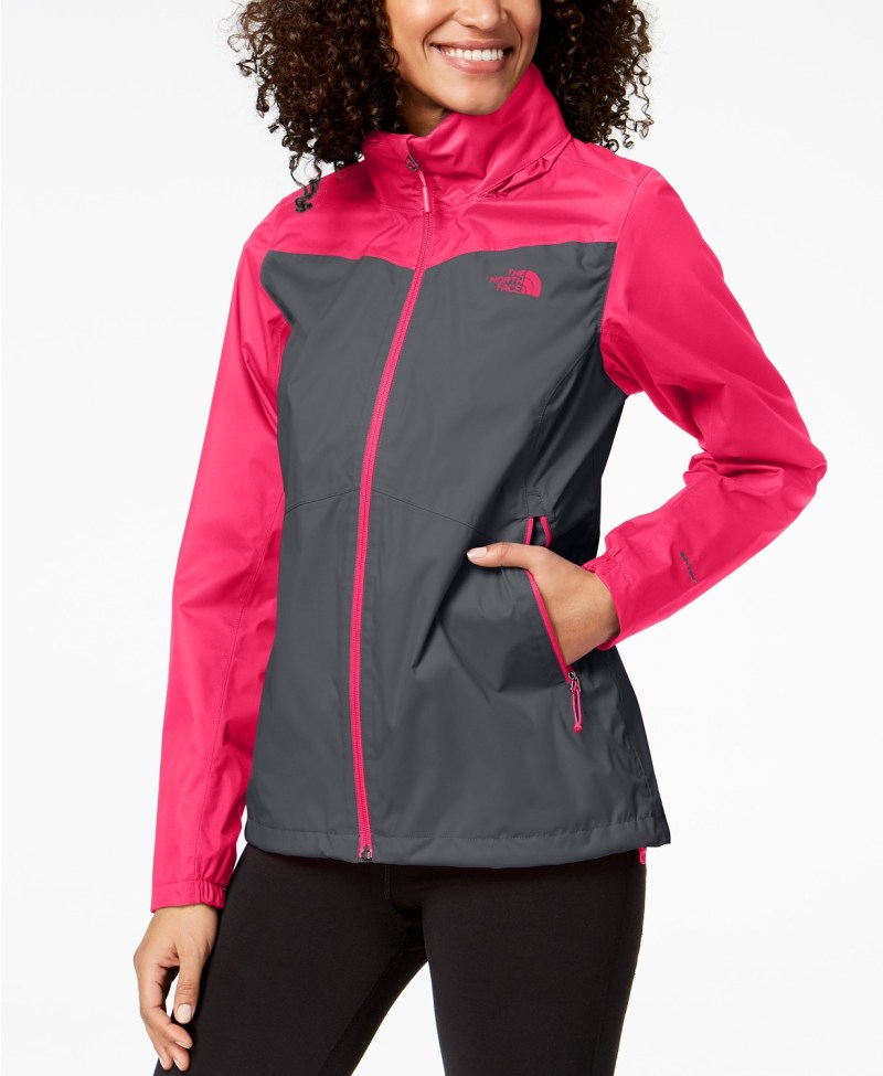 The North Face Resolve Windproof Jacket at Macy's