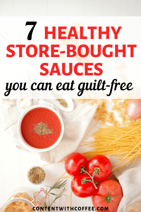 7 Healthy Store-Bought Sauces You Can Eat Guilt-Free