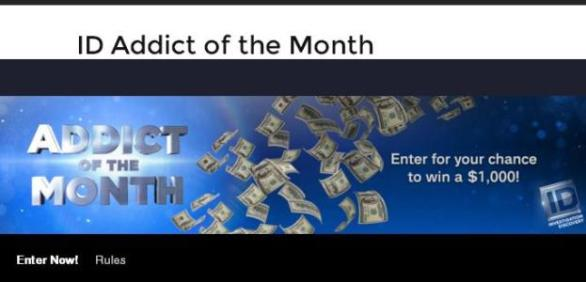 January 2018 Addict of the Month Giveaway – Stand Chance to Win $1,000 Visa Gift Card