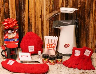 Hills Bros. Cappuccino CapptheNight Sweepstakes – Chance to Win A $2,500 Shopping Spree Check