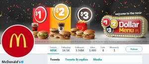 McDonalds's 1-2-3 That's a Meal $50,000 Sweepstakes – Chance to Win a Trip to up to Seven Sporting Events