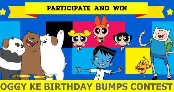 Cartoon Network Asli Oggy Contest – Stand Chance to Win Exclusive Oggy Merchandise