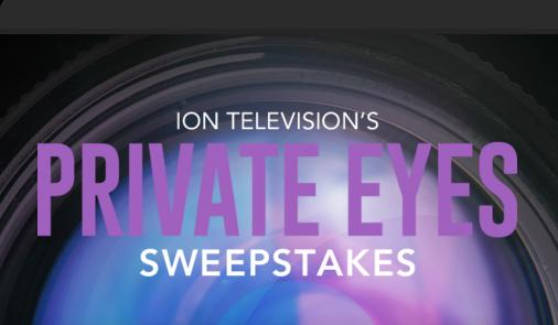 ION Television Private Eyes Sweepstakes – Chance to Win a Trip to Toronto, Canada