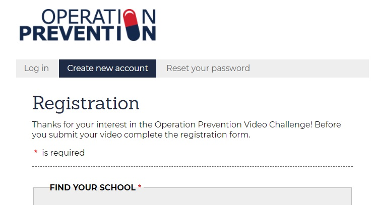 DEA Operation Prevention Video Challenge 2018 Contest – Enter For Chance To Win $10000 Scholarship