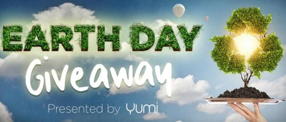Yumi Eco Solutions Earth Day Give-Away Contest 2018 – Stand Chance to Win Condiment Set, Bowls, Tray, Plate Set, Knife, Fork, Spoon Set and Ounce Cups