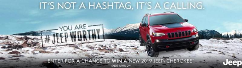 The FCA Canada 2018 Jeep Worthy Contest – Stand Chance to Win Voucher Worth Up to $45,000 CDN