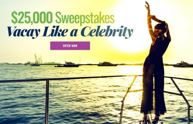Shape - $25,000 Sweepstakes   Enter and Chance to Win