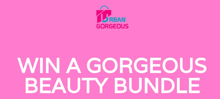 Urban Gorgeous Beauty Bundle Giveaway – Enter For Chance To Win Beauty Bundle
