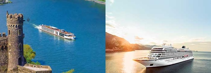 """Viking Cruises """"2018 Q1"""" Sweepstakes- Enter For Chance To Win Viking Ocean Cruise For Two"""