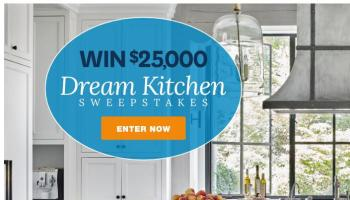 BHG $2,500 Spring Grocery Sweepstakes - Win A $2,500 Check - ContestBig
