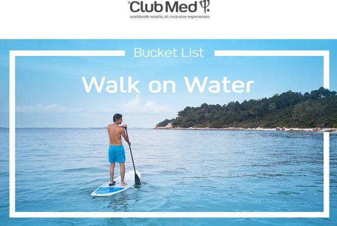 The Club Med LIVE YOUR LIST sweepstakes – Stand Chance to Win 7 Night Vacation Package