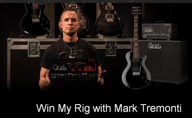 The Win My Rig with Mark Tremonti Sweepstakes – Stand Chance to Win My Rig