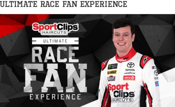 The Sport Clips Ultimate Race Fan Experience Richmond Race Sweepstakes – Stand Chance to Win A Trip to Richmond, Virginia