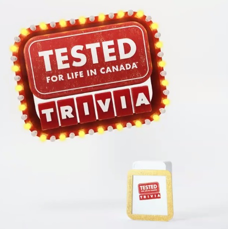 Canadian Tire Tested Trivia Contest-Chance To Win Canadian Tire gift card Value $6,000