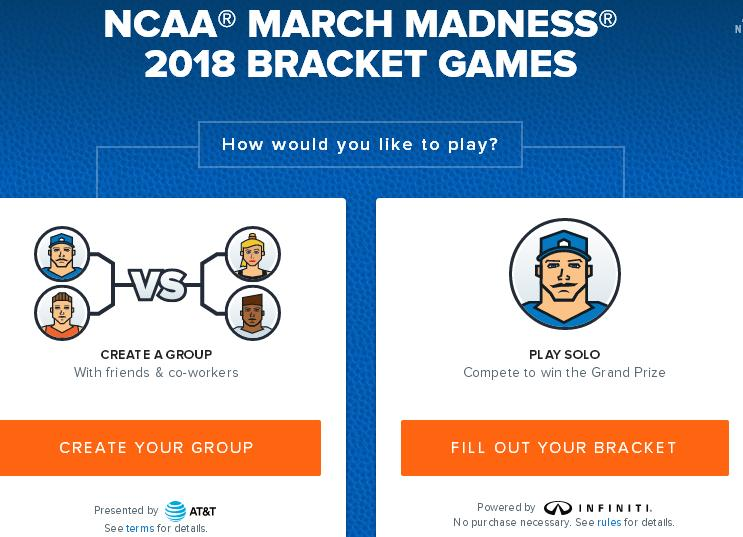 CBSSports.com $10,000 Bracket Challenge Sweepstakes – Stand Chance to Win Tickets to the Final Four games of the 2019 NCAA Division