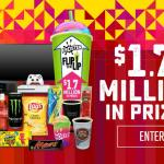 Macs Flip the Lip 2018 Contest - Chance to Win Cash, Samsung TV, Macbook Air, Surface Pro, Blender, Camera, Nintendo Switch, iphone, Speaker, Gift Card, Xbox One S Console, Echo Plus With Built in Smart in Smart Hub