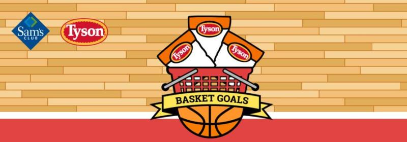 Club Tyson Basket Goals Sweepstakes- Chance To Win 10 Club Tyson SWAG Packs, 2 tickets to the 2019 National Championship Game