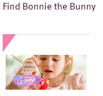 Imperial Sugar and Dixie Crystal Sugar Find Bonnie The Bunny Sweepstake – Stand Chance to Win a KitchenAid 5-Speed Ultra Power Hand Mixer