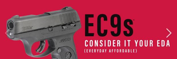 Doomsday Tactical Supply Giveaway – Stand Chance to Win A Free Ruger EC9s 9mm