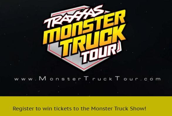 Fox 55 Fort Wayne Monster Truck Show Giveaway - Enter For Chance To Win 6 Tickets Of Show