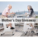 Mother's Day Giveaway-Enter To Win One Of 3 Free Desk Bikes