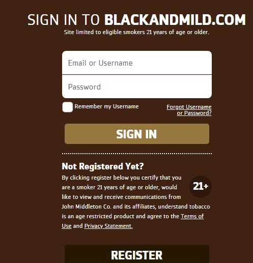 Black and Mild Follow the Aroma Sweepstakes- Chance To Win $10,000 Cash, Instant Win Game Prizes