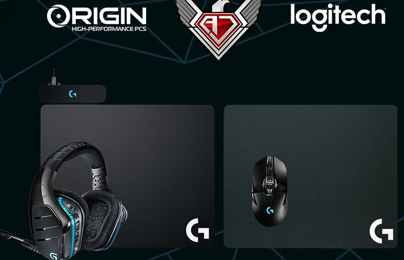 Origin Giveaway – Win A Bundle of Logitech Hardware Prize