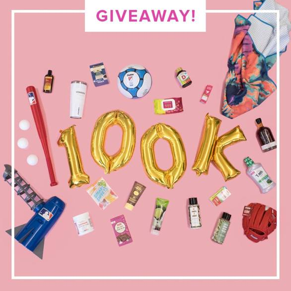 Well.ca 100K Fans Giveaway - Chance To Win Products Between $25 and $1000