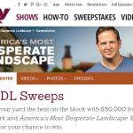 America's Most Desperate Landscape Sweepstakes – Stand Chance To Win $50,000 Cash