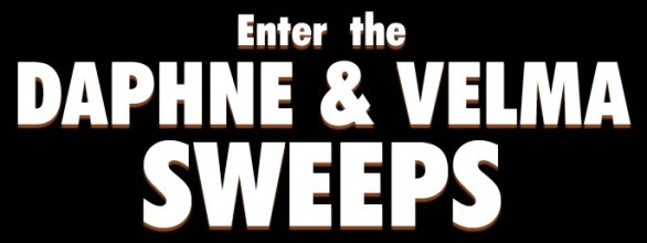 Dippin' Dots Daphne & Velma Sweepstakes - Chance To Win Blu-ray player, Daphne & Velma on Blu-ray, 30-serving kit