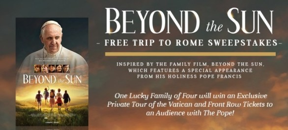 Grace Hill Media Free Trip to Rome Sweepstakes - Enter To Win A trip to Rome, Italy, Tickets, Accommodation, $500.00 USD Gift Card