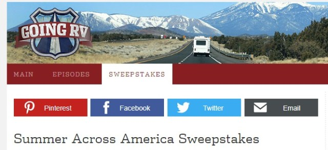 Great American Country Summer Across America Sweepstakes - Stand A Chance To Win $25,000 Check