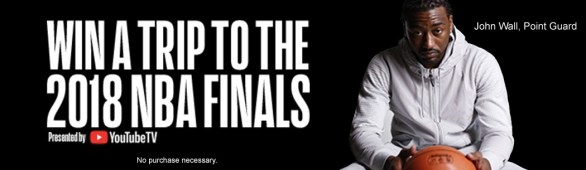 Kumho Tire The Road to the NBA Finals Sweepstakes - Enter To Win A Trip To NBA Finals, Tickets, $500 Gift Card