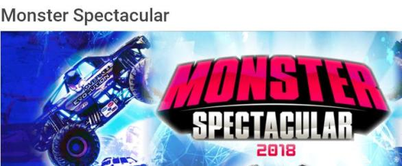 Bell Media Monster Spectacular Contest – Stand Chance To Win A Pair Of Tickets To Monster Spectacular Bell Media Monster Spectacular Contest – Stand Chance To Win A Pair Of Tickets To Monster Spectacular