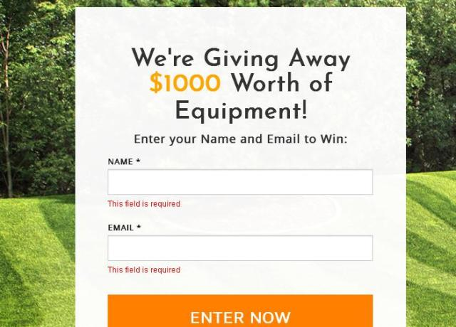 P&P Small Engines lawn equipment contest – Chance To Win $1000 Worth of Equipment