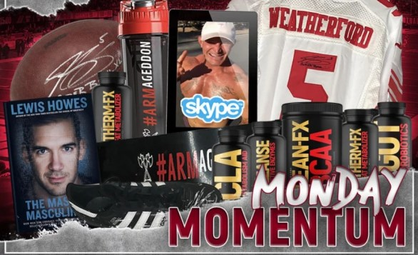 Weatherford Fit Monday Momentum Sweepstakes – Win Chance To see participating National Concert Week Artist In City