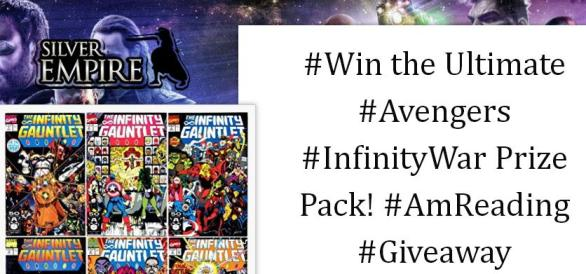 Silver Empire Avengers Infinity War Giveaway – Stand Chance to Win Avengers Infinity War Prize Pack