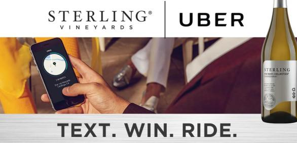 Sterling Uber Sweepstakes – Stand Chance to Win One Time Use $10 Uber Credit