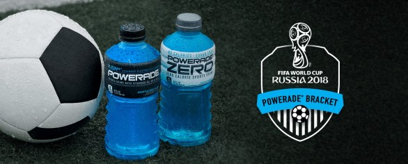 The Powerade Fifa Instant Win Game - Chance To Win A Trip To USA v. MEX Match in Nashville