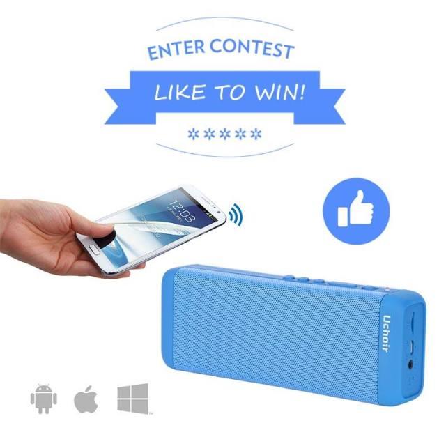 Ustellar Bluetooth Speaker Giveaway - Chance To Win 20 Wireless Bluetooth Speakers