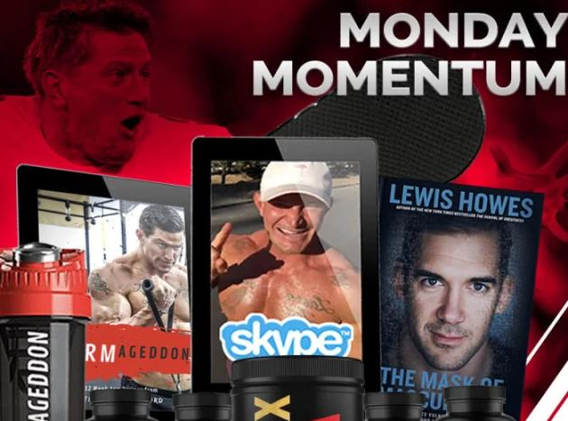 Weatherford Fit MondayMOMENTUM Instant Win Game Sweepstakes – Stand Chance To Win Fully Loaded iPad