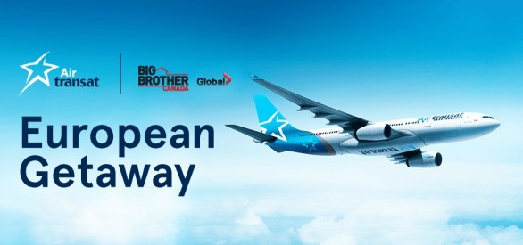Big Brother Canada Air Transat Contest-Chance To Win A Trip To Landon, England