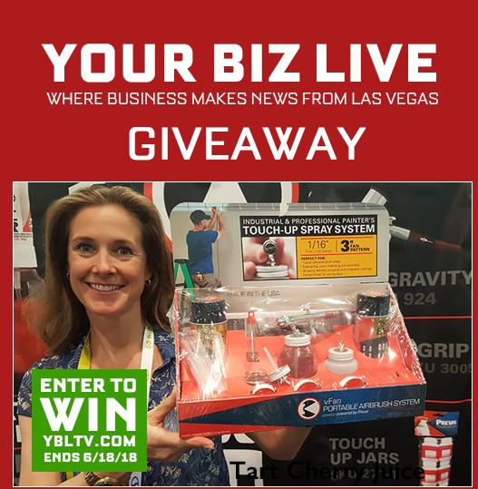 YBLTV vFan Portable Airbrush System Giveaway – Stand Chance To Win Preval vFan Airbrush System Kit