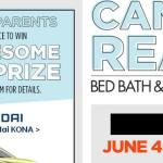 Bed Bath & Beyond Campus Ready Sweepstakes – Stand Chance To Win Grand Prize Package