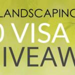 Duval Landscaping $50 Visa Giveaway – Stand Chance to Win A $50 Visa Gift Card Prize