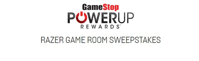 Game Stop Razer Game Room Sweepstakes - Chance To Win Razer Blade Stealth 13.3 Ultrabook, Ripsaw, Speakers