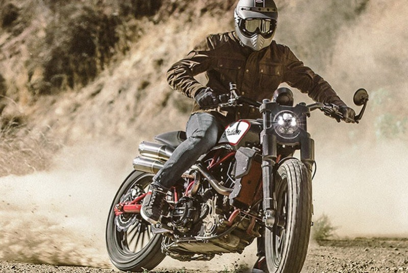 Indian Motorcycle Indian FTR1200 Sweepstakes - Chance To Win Model year 2019 Indian FTR 1200